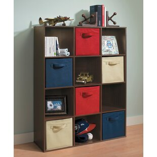 Cubeicals 121cm Bookcase By Closetmaid