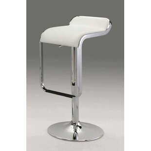 Ewing Adjustable Height Bar Stool by Orre..