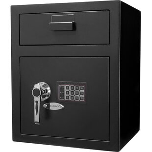 Keypad Lock Large Depository Safe by Barska