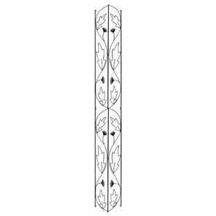 ACHLA Downspout Iron Gothic Trellis