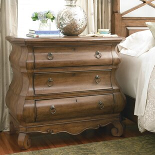 Best Choices Mauritane 3 Drawer Chest by World Menagerie