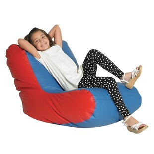 Affordable Child's Bean Bag Chaise Lounge ByChildren's Factory