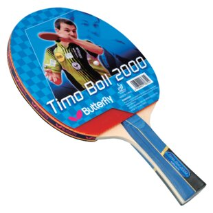 Timo Boll 2000 Paddle ByButterfly