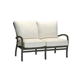 Summer Classics Skye Loveseat with Cushions