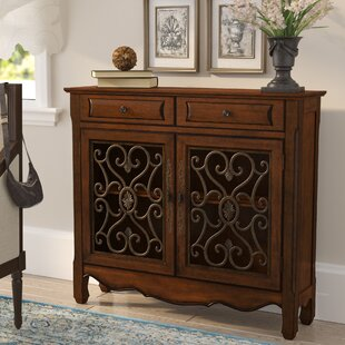 Mauzy 2 Door Cabinet by Lark Manor