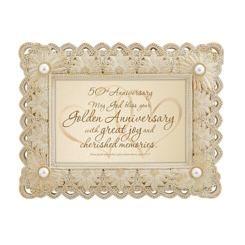 CBGT 50th Anniversary-James Picture Frame | Wayfair