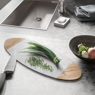 Brette Marble Cutting Board