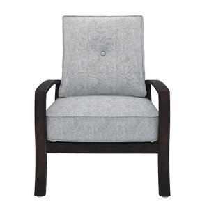 Schum Patio Chair with Cushions