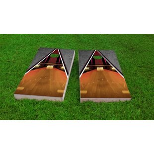 Custom Cornhole Boards Bow..