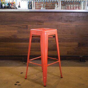Read Reviews Herbst 17 Bar Stool by Ebern Designs Reviews (2019) & Buyer's Guide