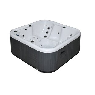 Passion Spas Mallorca 5-Person 25-Jet Spa with LED Light