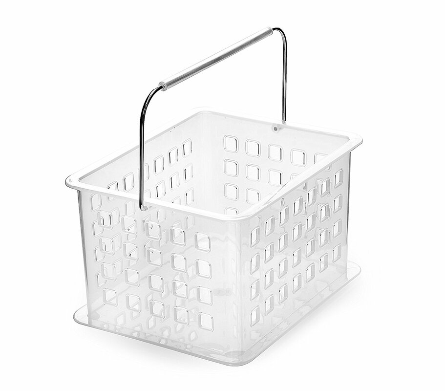 Rebrilliant Closet Storage Vanity Organizer Basket Shower Caddy ...