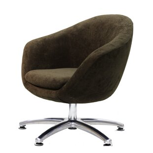 Overman Five Prong Base Comet Barrel Chair by Fox Hill Trading