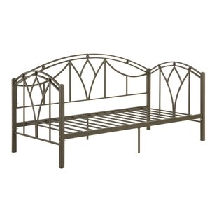 Find the perfect Dingler Metal Day Bed by Red Barrel Studio Reviews (2019) & Buyer's Guide