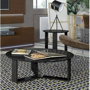 Trinh Accent Coffee Table by Orren Ellis New
