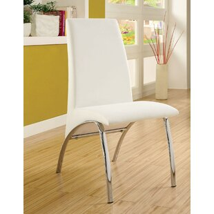 Walsh Upholstered Dining Chair (Set of 2) Orren Ellis