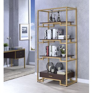 Bargain Danyel Etagere Bookcase by Everly Quinn