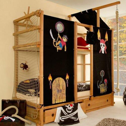 Etagenbett Valerie| 90 x 200 cm Roomie Kidz | Kinderzimmer > Kinderbetten > Etagenbetten | Roomie Kidz