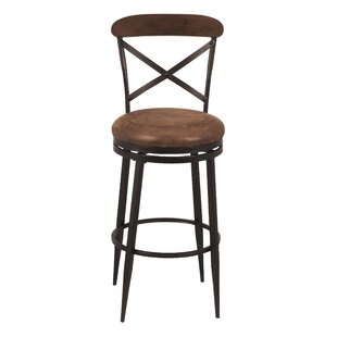 Merino 26 Swivel Bar Stool Loon Peak