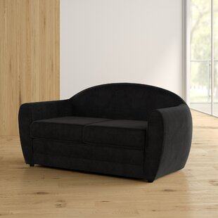 Paredes Sleeper Loveseat by Wrought Studio