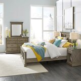 Darin Lodge 4 Piece Bedroom Set by Gracie Oaks