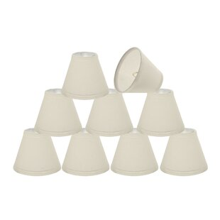 6'' Fabric Empire Lamp Shade (Set of 9)