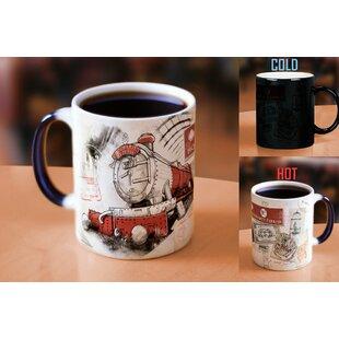 Harry Potter Platform 9¾™ Hogwarts Express™ Heat Reveal Ceramic Coffee Mug