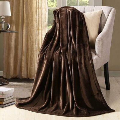 Brown Fleece Amp Microfiber Blankets Amp Throws You Ll Love In