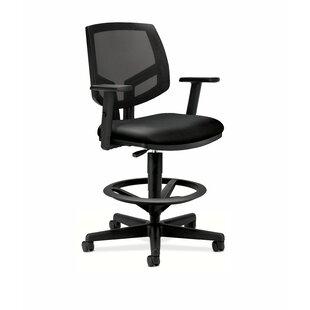 Volt - 5700 Series Mid-Back Mesh Drafting Chair