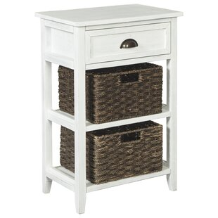Breakwater Bay Tracy End Table with Storage