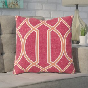 Webber Intersecting Lines Throw Pillow