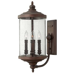Compare Barrington 4-Light Outdoor Sconce By Hinkley Lighting