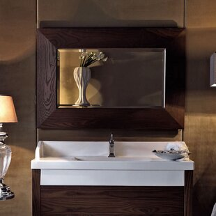 Read Reviews Bentley Wall Mirror By WS Bath Collections