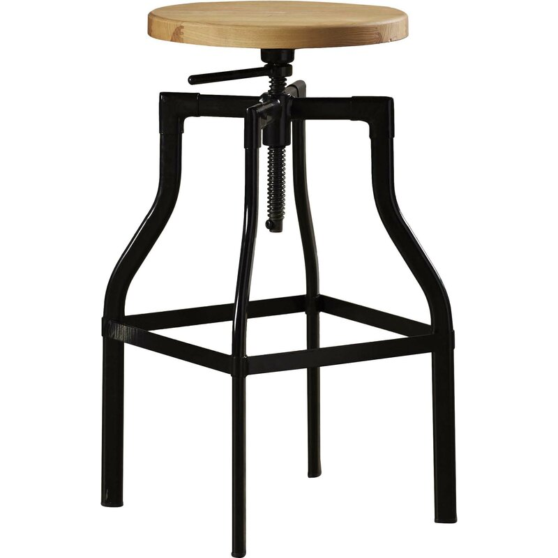 "Donington 27"" Swivel Bar Stool"