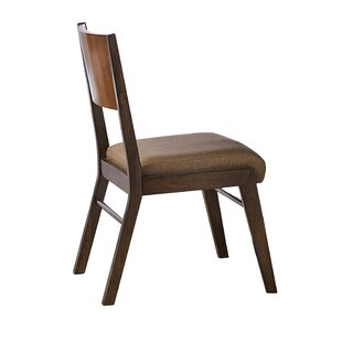 Reed Dining Chair (Set of 2) by World Menagerie