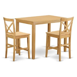 Yarmouth 36 Pub Table Set East West Furniture