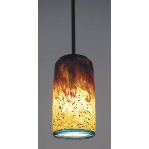 Whitney Cylinder 1-Light Pendant