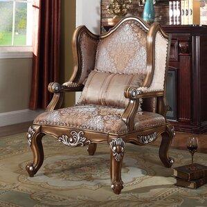 Annemore Armchair by Astoria Grand