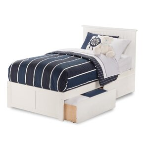 graham storage platform bed