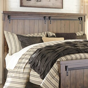 Gracie Oaks Mattalyn Panel Headboard