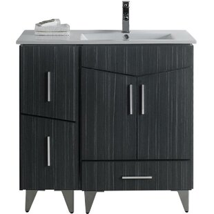 Zen 36 Modern Vanity Base Set by American Imaginations