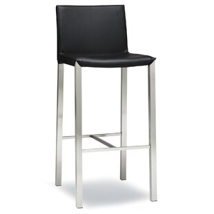 Tobiah 30 Bar Stool Orren Ellis