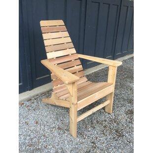 Fruitland Adirondack Chair by Highland Dunes