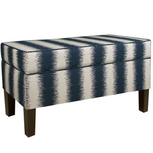 Brayden Studio Frederick Wood Storage Bench