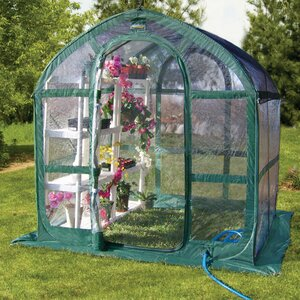 Springhouse 6 Ft. W x 6 Ft. D Greenhouse