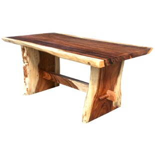 DeMontfort Solid Wood Dining Table