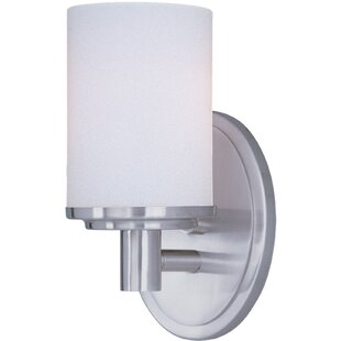 Latitude Run Milazzo 1-Light Bath Sconce