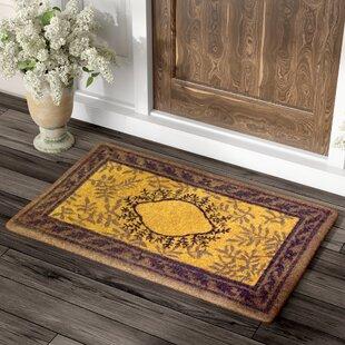 Leaf Doormat Wayfair