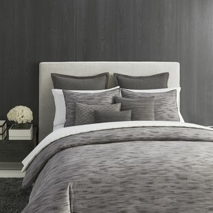 Burnished Quartz Reversible Comforter Set by Vera Wang