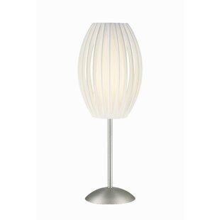 Best Reviews Climenhaga 25 Table Lamp By Latitude Run